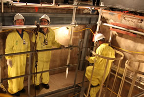 CNSC Site Staff Inspection