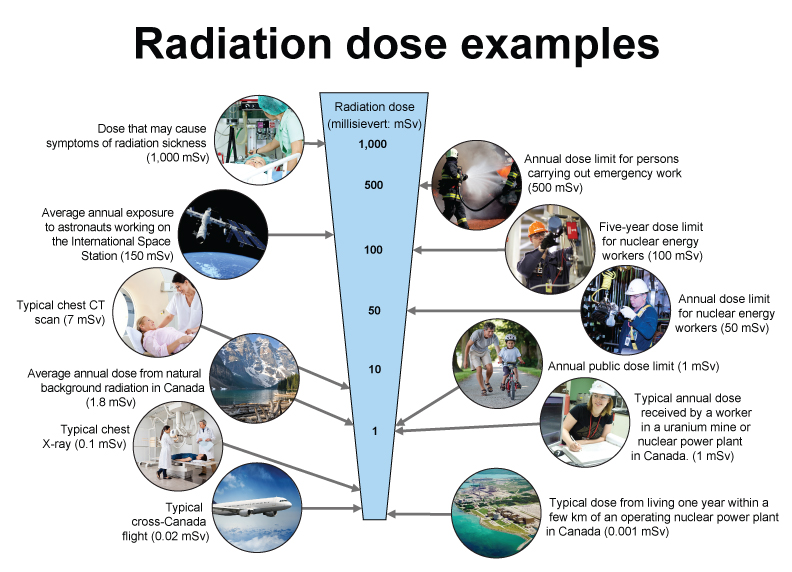 Natural Treatment For Radiation Exposure