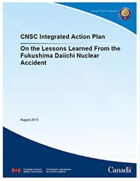 CNSC Integrated Action Plan