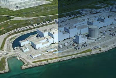 Secure nuclear power plants