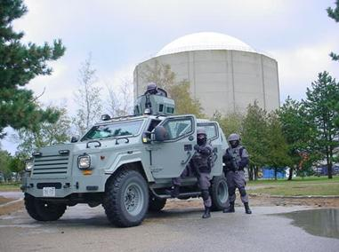 Emergency management and nuclear security - Canadian Nuclear Safety